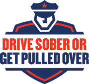 Image of Drive Sober or Get Pulled Over Logo